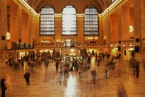 Grand Central Station by Julia  Berger