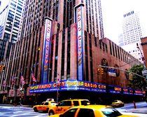 Radio City Music Hall von Julia  Berger