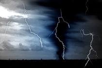Tornado over Germany. von Bernd Vagt