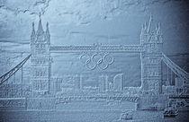 Tower Bridge art by David Pyatt