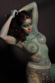 Kasper Body Painting by RoByn Thompson