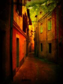 'Seitengasse' by Elke Balzen