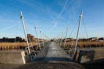 The Stokkenbrug (Stickbridge) by Alex Voorloop