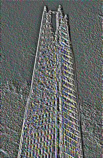 The Shard London von David Pyatt