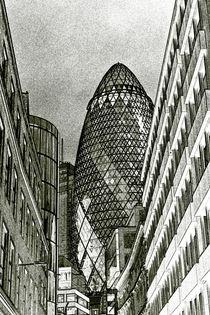 The Gherkin London von David Pyatt