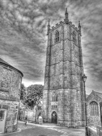 St. Ives Parish church in Cornwall by Allan Briggs