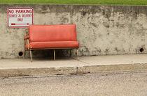 Red Sofa by starsania