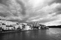 Passau von Norbert Fenske