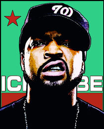 HIP-HOP ICONS: ICE CUBE by solsketches