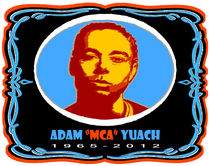 "ADAM ""MCA"" YUACH TRIBUTE TEE von solsketches"