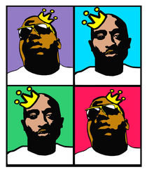 HIP-HOP ICONS: NOTORIOUS THUGS (4-COLOR) von solsketches