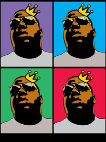 HIP-HOP ICONS: NOTORIOUS B.I.G. (4-COLOR) by solsketches