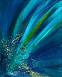 Licht in den Tiefen des Meeres by Corinna Schumann