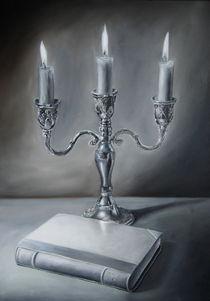 Lights in the Dark by DS Schneemann