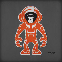 Monkey Crisis On Mars von monkeycrisisonmars