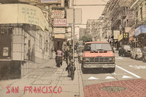 San Francisco – Chinatown by monkeycrisisonmars