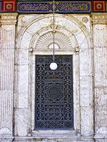 TÜRGITTER - Sultan Ali Moschee- Kairo von captainsilva