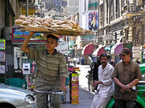 Brottransport - Kairo - Egypten von captainsilva
