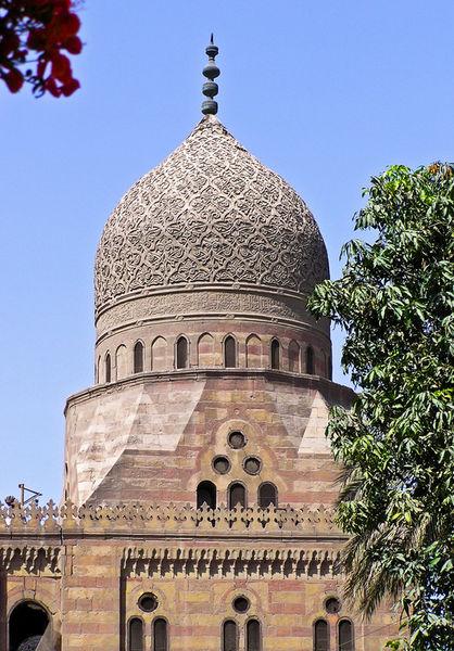 Kuppel-moschee-cairo