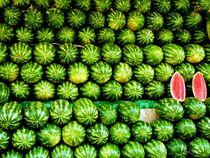 Melonen by Eva-Maria Steger