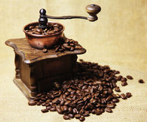 Coffee-mill
