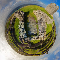 O'Brien Fort Inisheer, Aran Islands, Ireland von George Row
