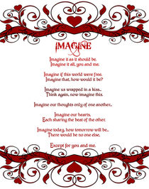 Imagine-poem