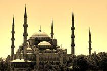 Blue Mosque, Istanbul von Eva-Maria Steger