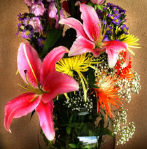 Summer Bouquet von Kathleen Stephens