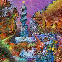 Obelisk by Helmut Licht