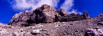westliche karwendelspitze; deutschland, bayern, mittenwald von helmut-krauss-panorama