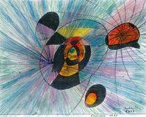 big bang : frénésie no 11 ( frenzy no 11 ).  von Serge Sida