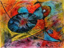 big bang : flamboiement (flaming ) von Serge Sida