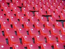 leere Sitzplätze by pictaria