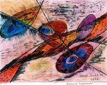 big bang : radiances transversales (transversal radiance ) by Serge Sida