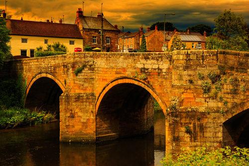 Medieval-bridge