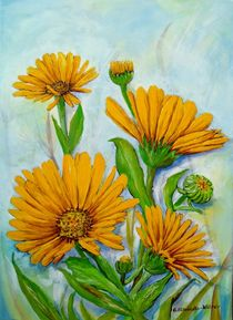 Ringelblume by G.Elisabeth Willner
