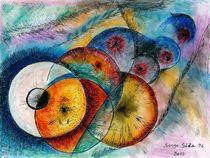 big bang :création continue  no 2  ( endless creation  no 2 ) von Serge Sida