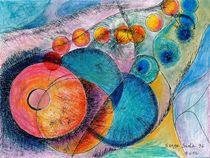 big bang :création continue  no 3  ( endless creation  no 3 ) by Serge Sida