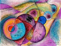 big bang :création continue  no 5  ( endless creation  no 5 ) by Serge Sida