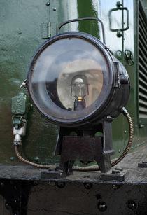 Eisenbahneloklampe