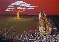 Der letzte Tiger? von Harald Hüttl