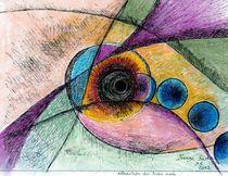Big bang :Attraction du trou noir by Serge Sida
