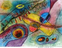 big bang : confusion multicolore ( multicoloured confusion ) by Serge Sida