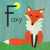 Foxy von Benjamin Bay