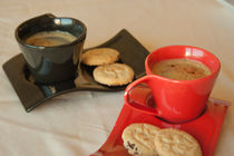 coffee with cookies by ekaterina0023