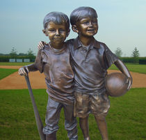 Sports Buddies von Garland Johnson
