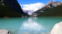 Lake Louise Canada von Kelsey Horne