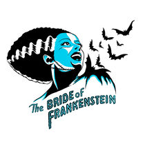 the bride of frankestein by creatively
