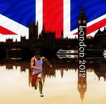 London 2012 Olympics by sharon lisa clarke